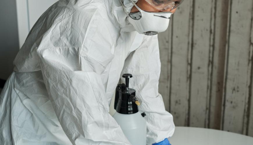 sanitizing service