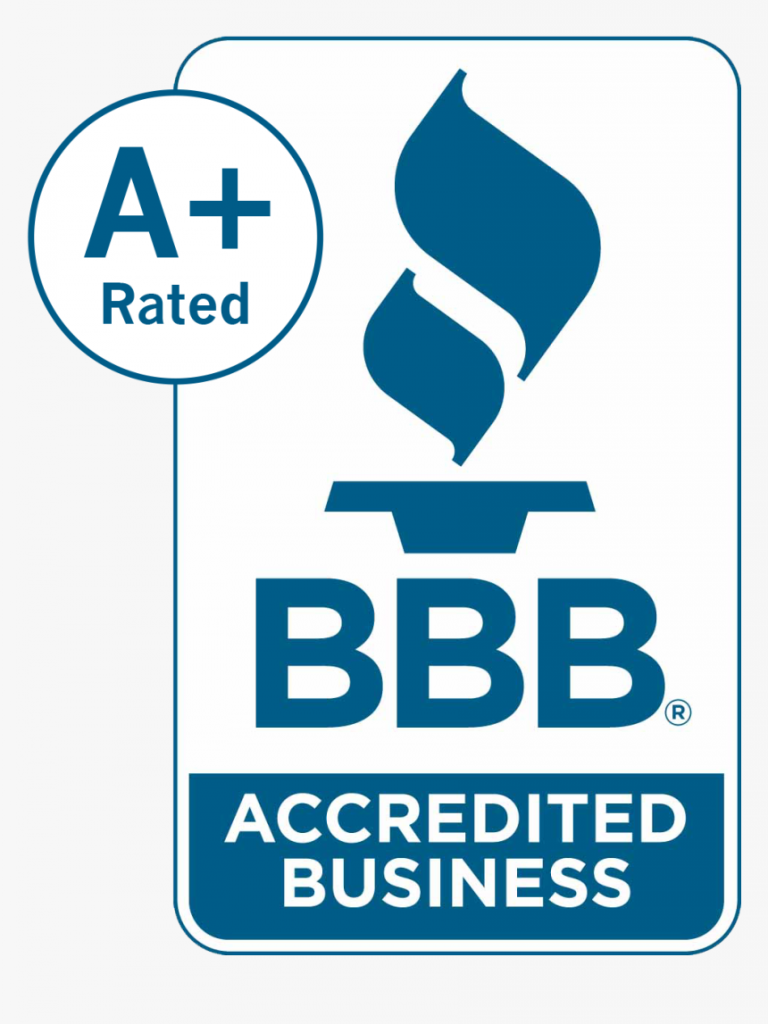 BBB A+ Rated
